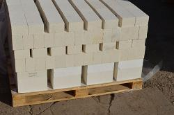 230x114x76mm Grade 26 Insulation Brick
